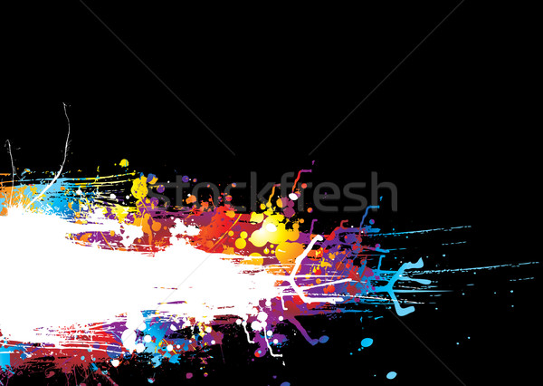 rainbow drag band Stock photo © nicemonkey