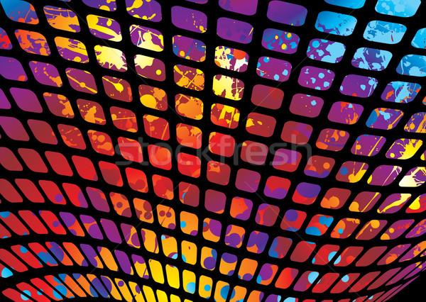 splat mesh Stock photo © nicemonkey