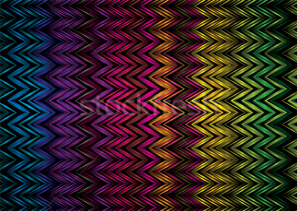 vert zig zag Stock photo © nicemonkey