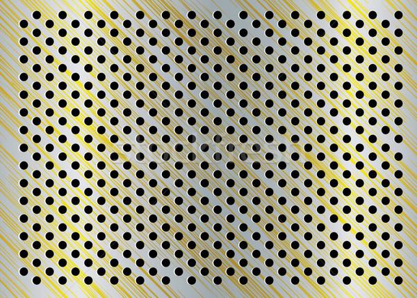 brushed gold background Stock photo © nicemonkey
