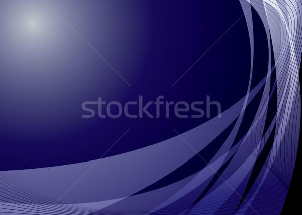 overlap flow Stock photo © nicemonkey