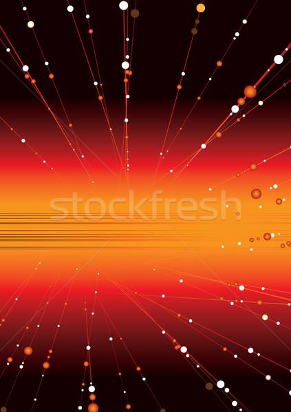 Space glow Stock photo © nicemonkey