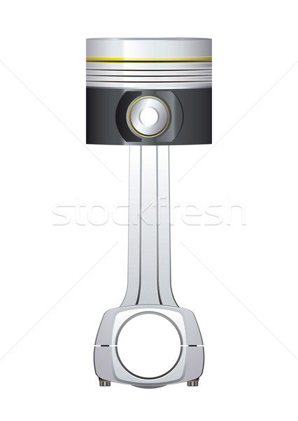 Engine piston Stock photo © nicemonkey