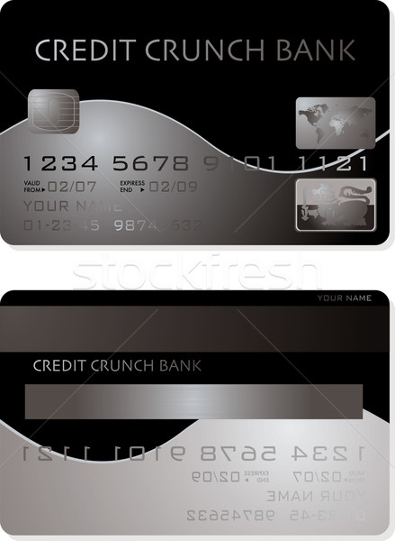 credit card Stock photo © nicemonkey