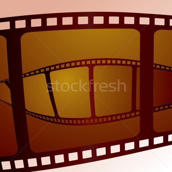film overlap Stock photo © nicemonkey