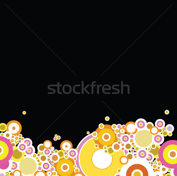 bubble black Stock photo © nicemonkey