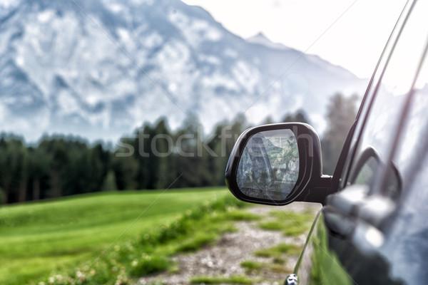 car for traveling Stock photo © Nickolya