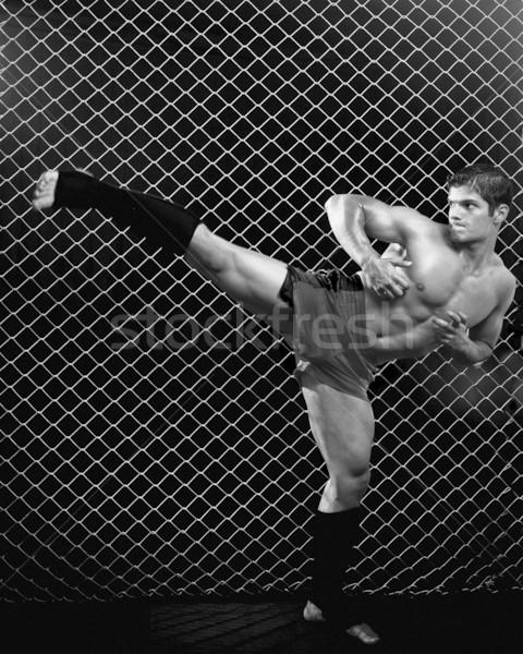 MMA Stock photo © nickp37