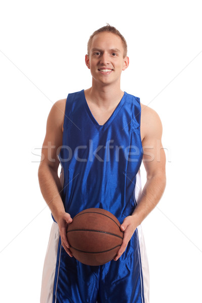 Foto stock: Masculina · blanco · hombre · deportes
