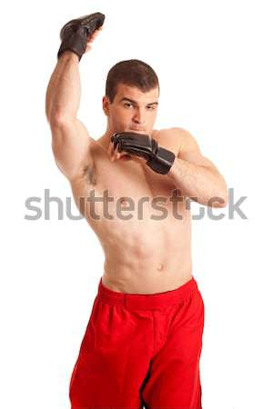 MMA Fighter Stock photo © nickp37