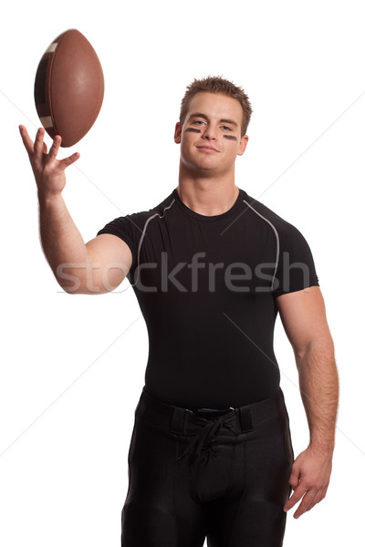 Football Player. Stock photo © nickp37