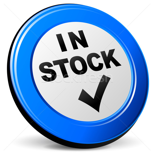 Vector 3d availabble icon Stock photo © nickylarson974