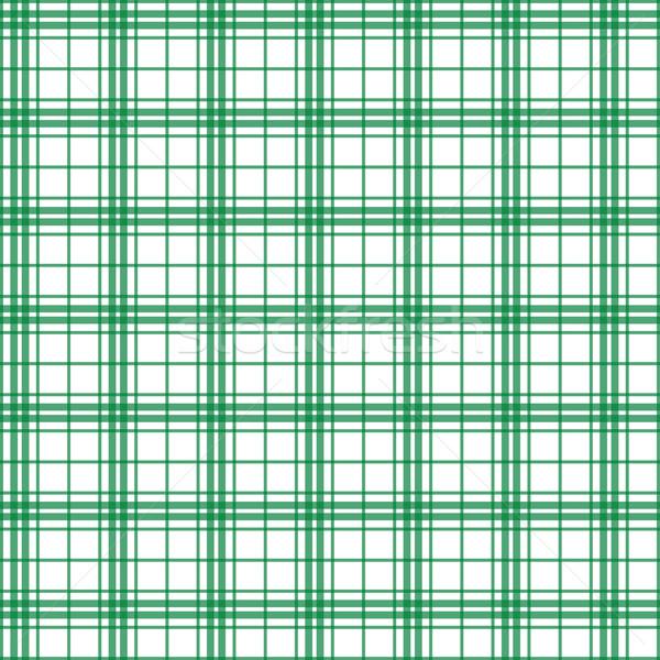 Zdjęcia stock: Wektora · zielone · piknik · tekstury · projektu · retro