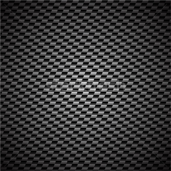 Koolstof vector moderne licht metaal weefsel Stockfoto © nickylarson974