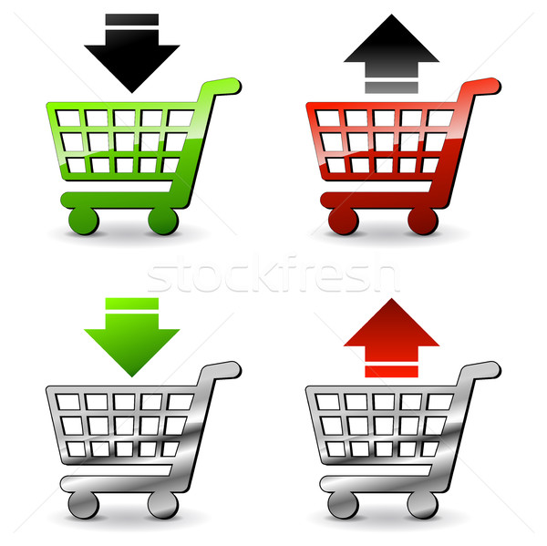 remove or add to cart Stock photo © nickylarson974