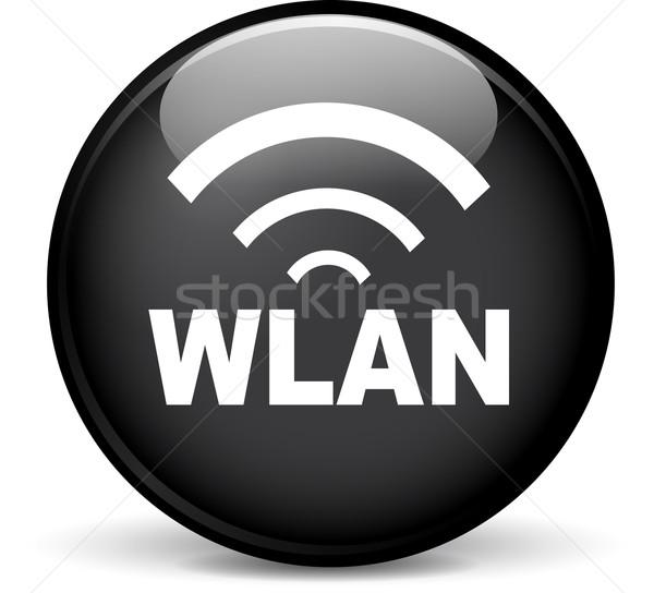 wlan icon Stock photo © nickylarson974