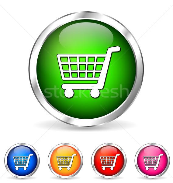 Buy icons Stock photo © nickylarson974