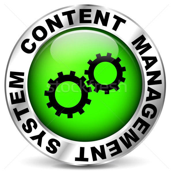 content management system Stock photo © nickylarson974