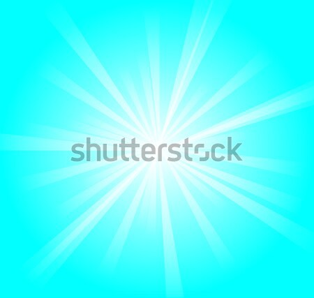 blue and white background Stock photo © nickylarson974