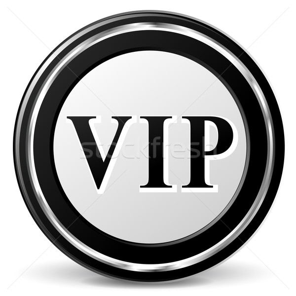 Stock photo: Vector vip icon