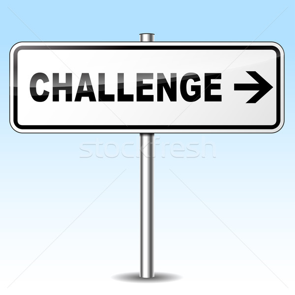 挑戦 にログイン 実例 空 ビジネス 抽象的な ストックフォト © nickylarson974