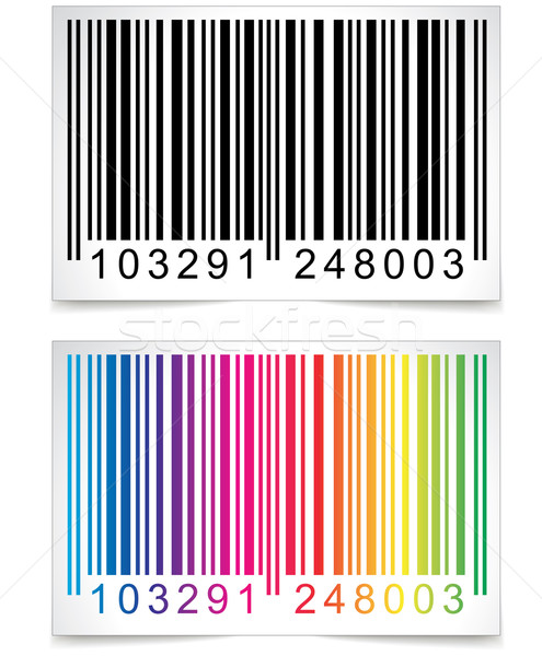 Barcode Stock photo © nickylarson974