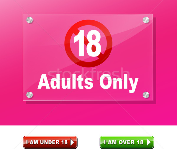 adults only access Stock photo © nickylarson974