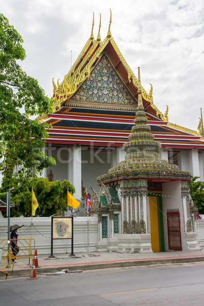 Photo stock: Célèbre · Bangkok · Thaïlande · or · dieu · asian