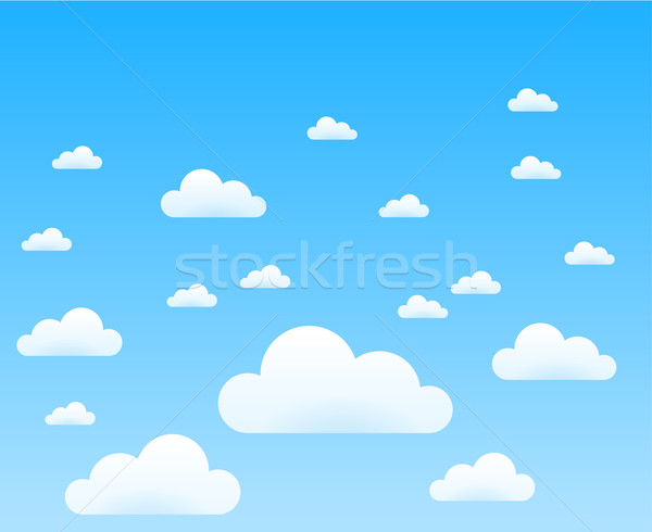 Cloud Storage Stock photo © nikdoorg