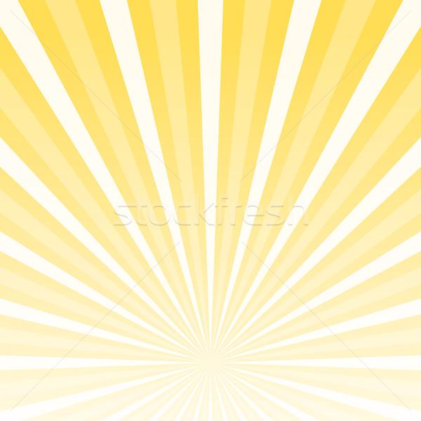 Shining Background Horizon Stock photo © nikdoorg