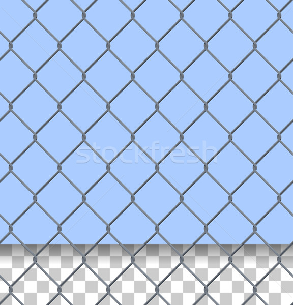 Security Fence Pattern Stock photo © nikdoorg