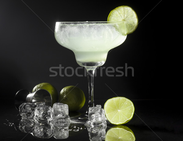 Margarita Cocktail Stock photo © NikiLitov