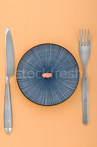 Modern diet Stock photo © nikitabuida