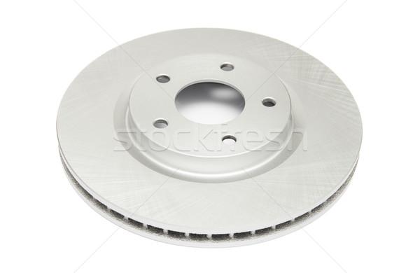 Stock photo: brake disk
