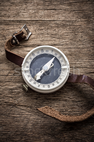 obsolete compass  Stock photo © nikolaydonetsk