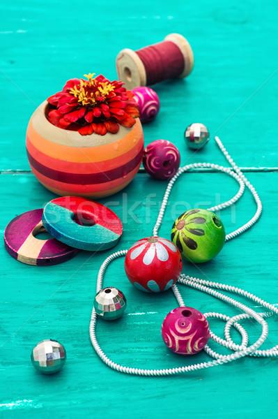 handicraft Stock photo © nikolaydonetsk
