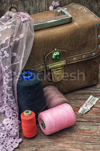 outdated tools tailor Stock photo © nikolaydonetsk