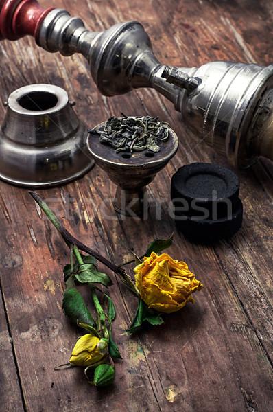 shisha and accessories  Stock photo © nikolaydonetsk