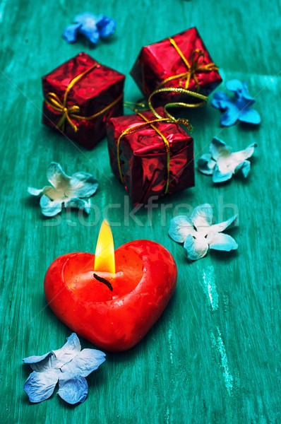 symbolic Valentines day Stock photo © nikolaydonetsk