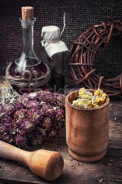 収穫 カット 木製 ストックフォト © nikolaydonetsk