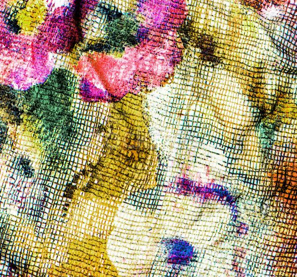 Tekstury tkaniny kawałek włókienniczych tkaniny wykonany ręcznie Zdjęcia stock © nikolaydonetsk