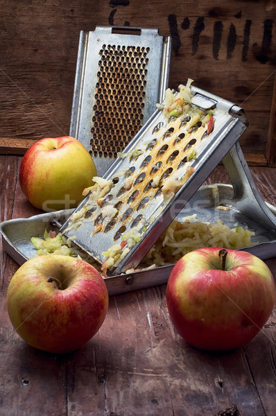 aromatic salad fresh apple  Stock photo © nikolaydonetsk