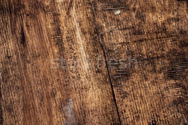 Modası geçmiş ahşap yüzey doku bağbozumu stil Stok fotoğraf © nikolaydonetsk