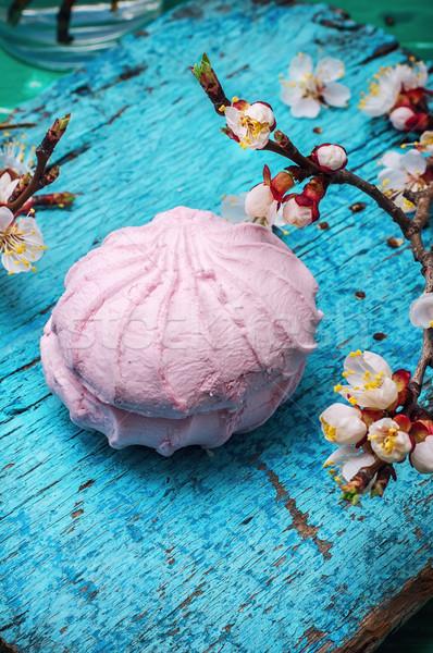 ароматный десерта поверхность Сток-фото © nikolaydonetsk