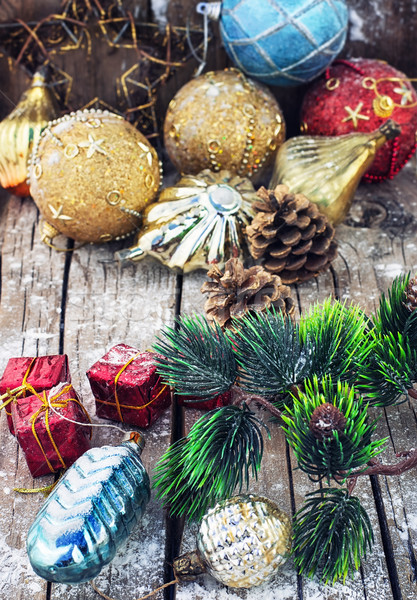 装飾 クリスマス 装飾 ストックフォト © nikolaydonetsk