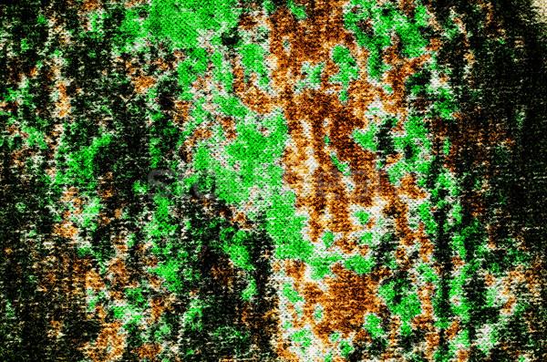 texture cut textile fabrics of different colours Stock photo © nikolaydonetsk