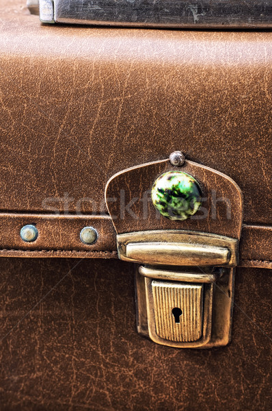 obsolete bag Stock photo © nikolaydonetsk