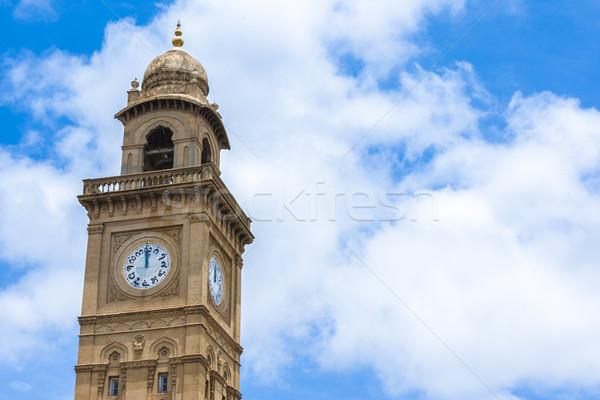 Jubilee Clocktower Stock photo © nilanewsom