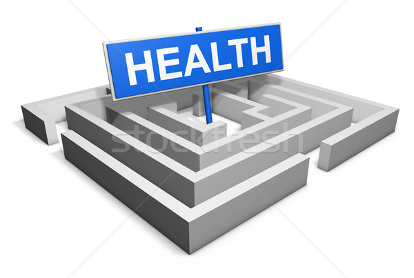 Health Care Concept Stock photo © NiroDesign