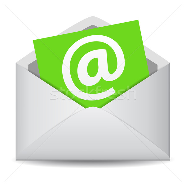 Email Icon Stock photo © NiroDesign